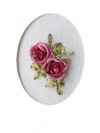 Miniprojekt - Spindelvävsrosor rosa