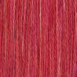X-mas Red 40 - Råsilketråd