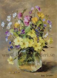 Happy Flowers - A6 Motiv