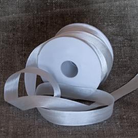 Ofärgade sidenband - 13mm/1m